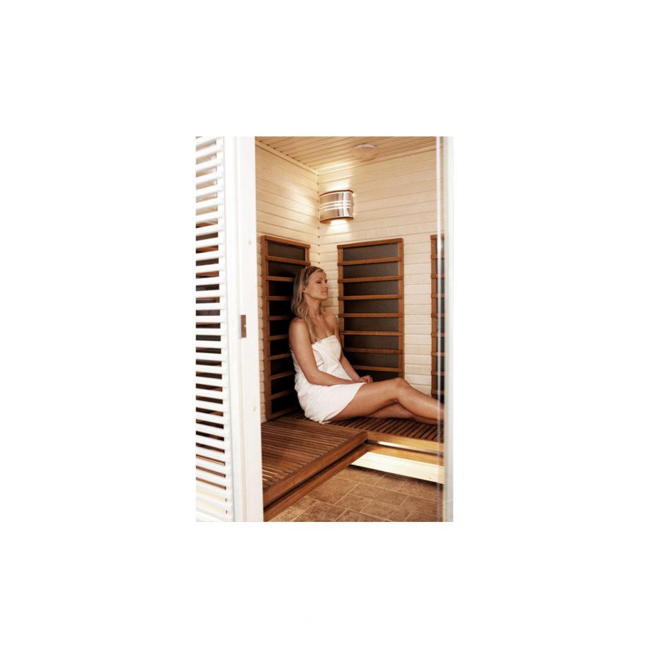 Harvia Carbon radiator-3