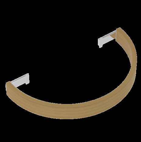 Деревянное ограждение SAWO TH-GUARD-W6-WL-D для печи TOWER TH6 (кедр)