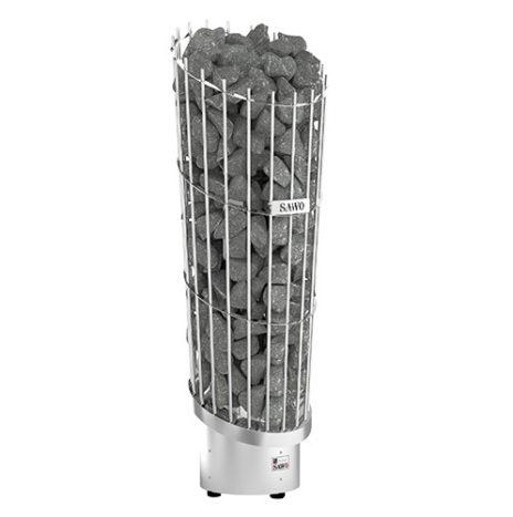 Электрическая печь SAWO Phoenix PNX3-60Ni2-P (6 кВт, нержавейка, выносной пульт, напольная, встр. блок мощности)